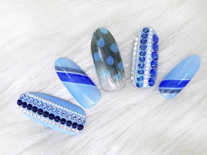 8月の新作 BLUE BLUE BLUE