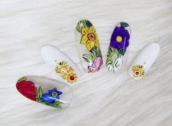 9月の新作  Colorful KP Flower